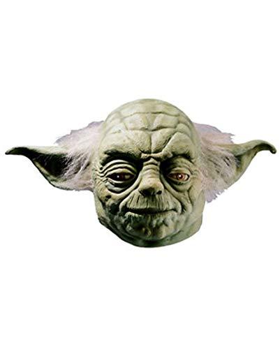 Yoda Latex Maske ()