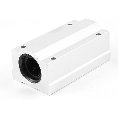 20 mm Diámetro interior Almohada bloque de movimiento lineal Teniendo SCS20LUU