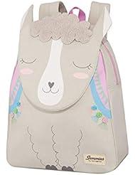 SAMSONITE Happy Sammies Zainetto per bambini 34 centimeters 11 Grigio (Alpaca Aubrie)