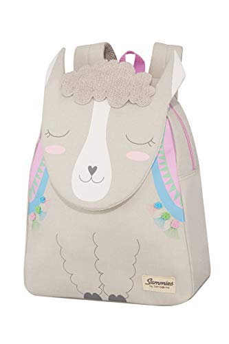 SAMSONITE Happy Sammies Kinder-Rucksack, 34 cm, 11L, Alpaca Aubrie