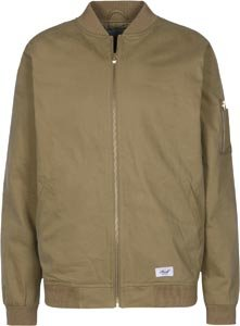 Reell Flight Giacca Beige