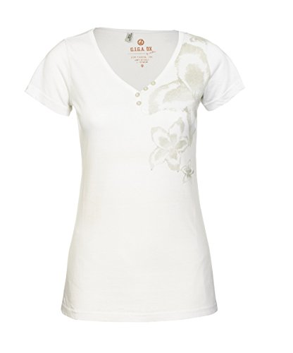 DX Istara T-Shirt Femme Blanc