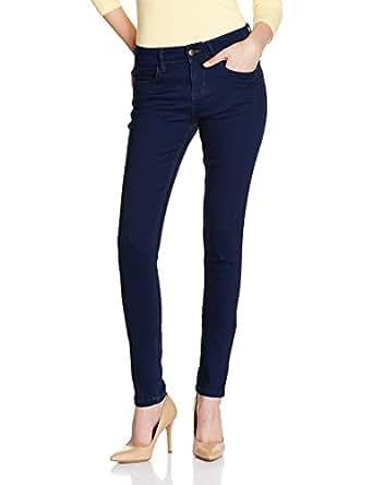Newport Women's Skinny Jeans (270958067_Jeans_Blue_32_IN-28)