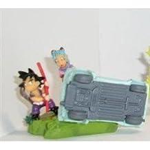 Alechip - Figura dragon ball combate - goku y bulma
