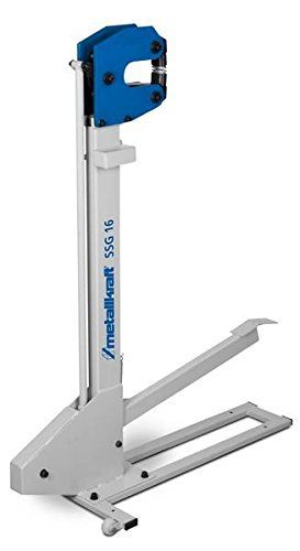 Metallkraft SSG 16 - Stauch- & Streckgerät für den universellen Einsatz (Stauch-tool)