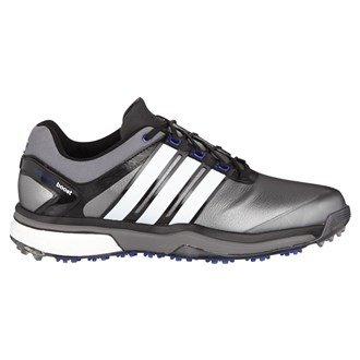 Adidas adipower Boost Herren Golfschuhe 2015,grau/schwarz/weiss, grau, standard, 10