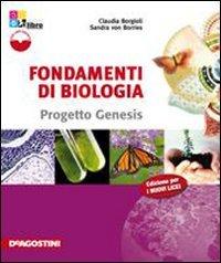 Fondamenti di Biologia. Progetto Genesis. Con eBook