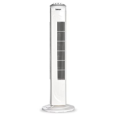 Igenix DF0030 Tower Fan 30 Inches 45 W