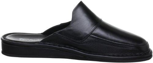 Pantofole Uomo Fortuna Milano Flex Nero (nero 001)