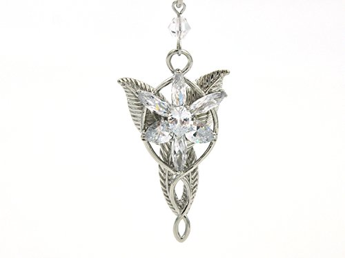 Der Ringe Kostüm Kinder Herr - Herr der Ringe Halskette mit Arwens Abendstern Anhänger