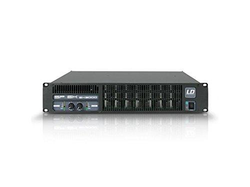 LD Systems Premium Line Series - Amplificatore di potenza 2x 1190x 2Ohm PA