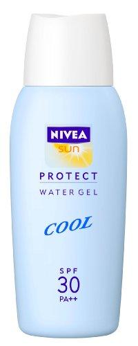 NIVEA SUN Protect Water Gel Cool SPF30 80g |UV Protection (japan import)