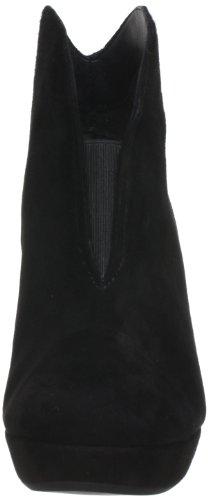 Marc Shoes Venus 1.408.25-29/100 Damen Schlupfstiefel Schwarz (black 100)