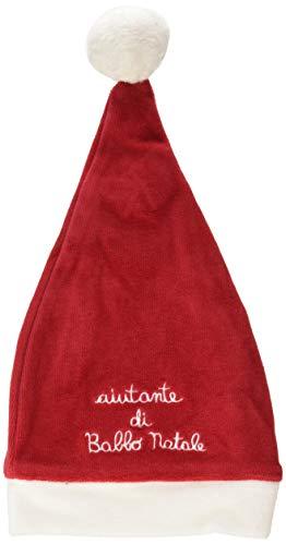 Chicco Cappello Gorra Bebe, Rojo (Rossol Medio 075), Neonato (Talla del Fabricante: 044) para Bebés