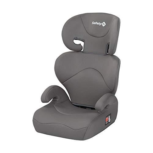 safety 1st road safe seggiolino auto 15-36 kg, gruppo 2/3, per bambini da 3.5 a 12 anni, reclinabile e facile da installare, grigio