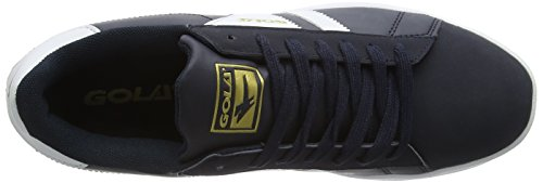 Gola Daytona, Sneakers basses homme Bleu - Bleu marine/blanc