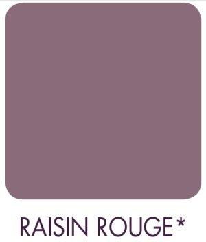Signeo Bunte Wandfarbe, RAISIN ROUGE, Dunkles Rosa, matt, elegant-matte Oberflächen, Innenfarbe, 1