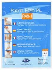 Hao Pi Patch R49-1 Douleur des Articulations 5 Patchs