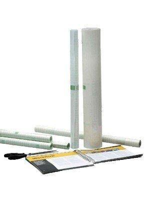agipa-rouleau-couvre-livre-033x10m-repositionnable-sous-film-retractable-qualite-mate-60-microns