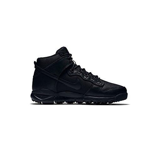 Nike Herren SB Dunk High Boot Skaterschuhe, Schwarz, 43 EU - Schwarz Nike Dunk