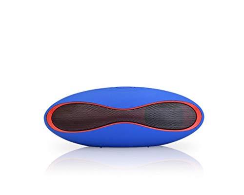 Mini Rugby Bluetooth-Lautsprecher Multifunktionskarte Computer Audio Wireless-Lautsprecher