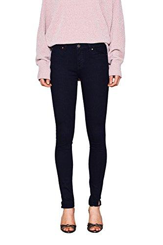 ESPRIT Damen Slim Jeans 018EE1B006, Blau (Blue Rinse 900), W26/L30