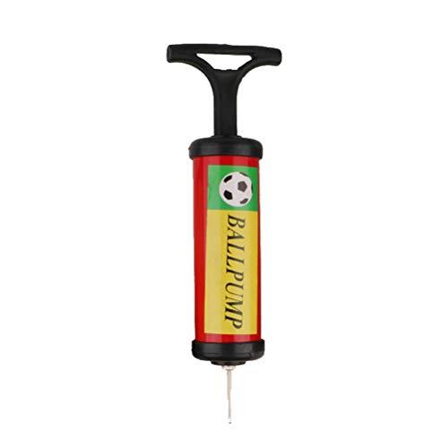 Vosarea Luftballons Pumpe PVC Balls Inflator Pumpe Zubehör Party Supplies Hand Push Luftpumpe Zufällige Farbe -