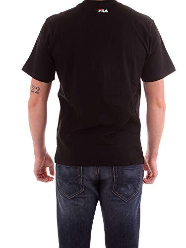 Zoom IMG-2 fila pure t shirt black