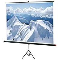 """Sopar Junior Telo per videoproiezioni , 80"""" (125 x 125 cm), Bianco - Confronta prezzi"""