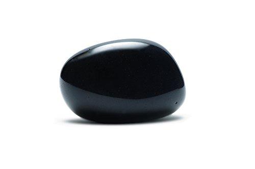 Obsidian Mineralien Naturstein Heilstein.