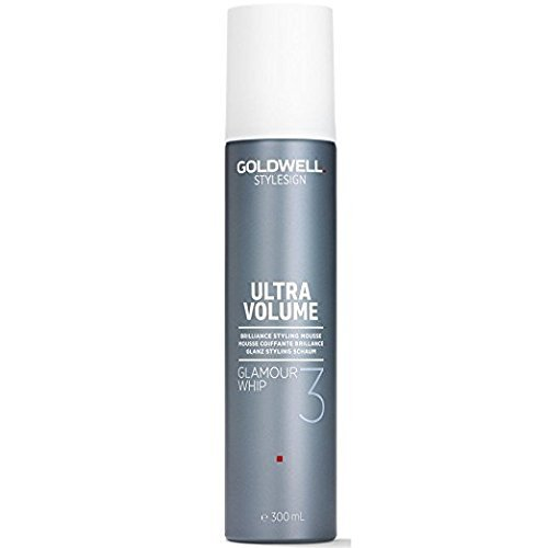 Goldwell Unisex Style Sign Gloss Glamour Whip Styling Schaum, 300 ml, 1er Pack, (1x 1 Stück)