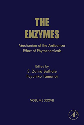 Mechanism of the Anticancer Effect of Phytochemicals (The Enzymes Book 37) (English Edition)