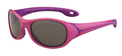 Cébé Cébé Kinder Sonnenbrille Flipper Dark Pink/Grey