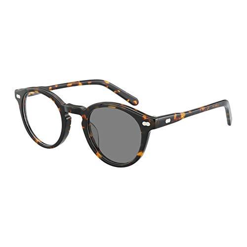 übergang photochromic bifocal retro - lesebrille tasche leser optische hyperopie uv400 sonnenbrille