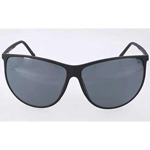 Porsche Design Unisex P8601 Sonnenbrille, (Schwarz A), Medium