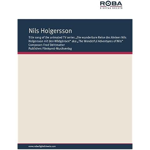 Nils Holgersson (German