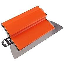 PROFI Flächenspachtel H=60mm Fassadenspachtel Spachtel Edelstahl Soft 2K Griff