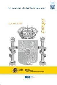 Código de Urbanismo de las Islas Baleares (Códigos Electrónicos)