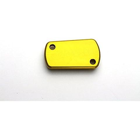 Tappo Serbatoio Cilindro freno posteriore per Suzuki RM125RM250RMZ250RMZ450RMX450Z Oro
