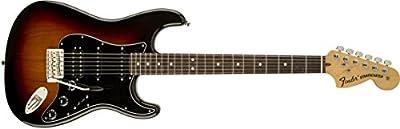 Fender American Special Stratocaster HSS Rosewood Fingerboard Electric Guitar - Sunburst-P