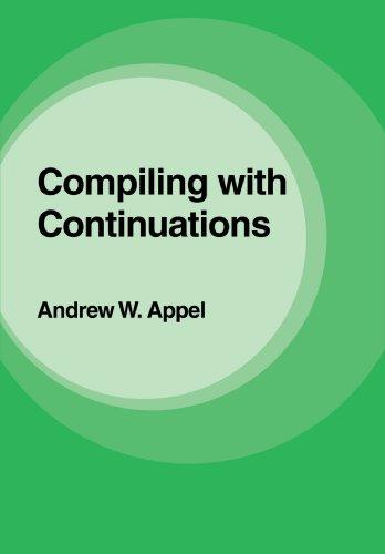 Preisvergleich Produktbild Compiling with Continuations