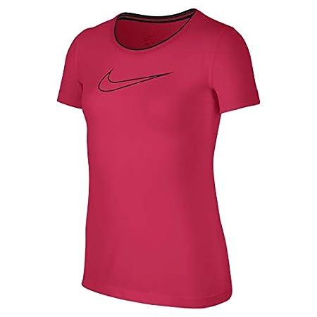 Nike Mädchen Pro T-Shirt