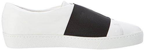 Högl Damen 3-10 0310 0200 Sneaker Weiß (weiss0200)