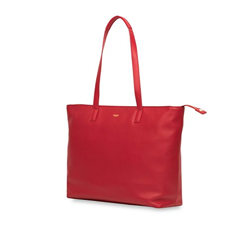 Knomo Mayfair Luxe Maddox 15'' Shopper rot rot, rot