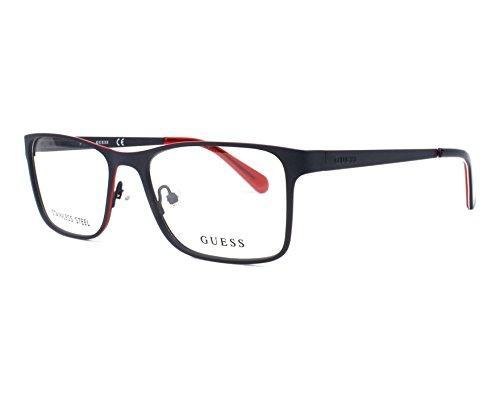 Guess Unisex-Erwachsene GU1940 091 53 Brillengestelle, Blau (Blu Op)