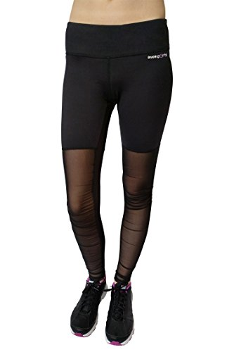 deuce-sports-tango-womens-black-three-quarter-mesh-leggings-yoga-workout-fitness-gym-running-jogging