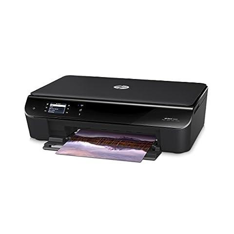 HP Envy 4500 e-All-in-One Drucker (Drucker, Scanner, Kopierer, 1200 x 600 dpi, WiFi, USB 2.0, Smartphone und Tablet Drucker)