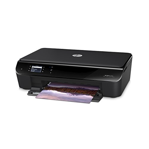 HP Envy 4500 e-All-in-One Drucker (Drucker, Scanner, Kopierer, 1200 x 600 dpi, WiFi, USB 2.0, Smartphone und Tablet Drucker) schwarz - Drucker-scanner-mac-kompatibel