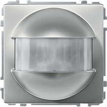 Schneider elec rls - cco 65 00 - Detector movimiento empotrar 180/artec acero