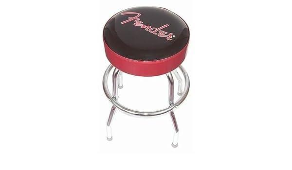 Fender 30 logo sgabello da bar: amazon.it: strumenti musicali e dj